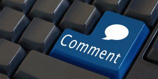 How to write blog comments