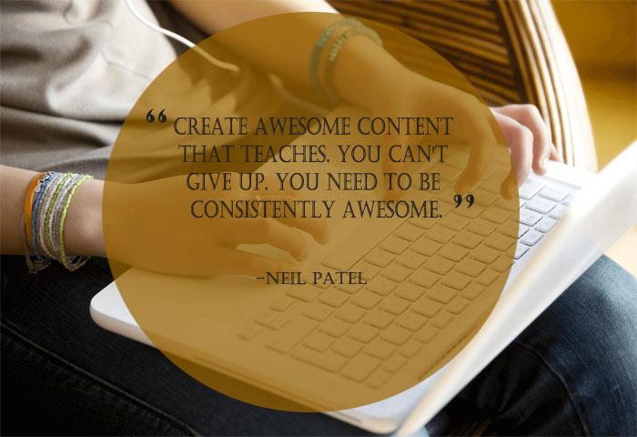 Famous Blog Quotes