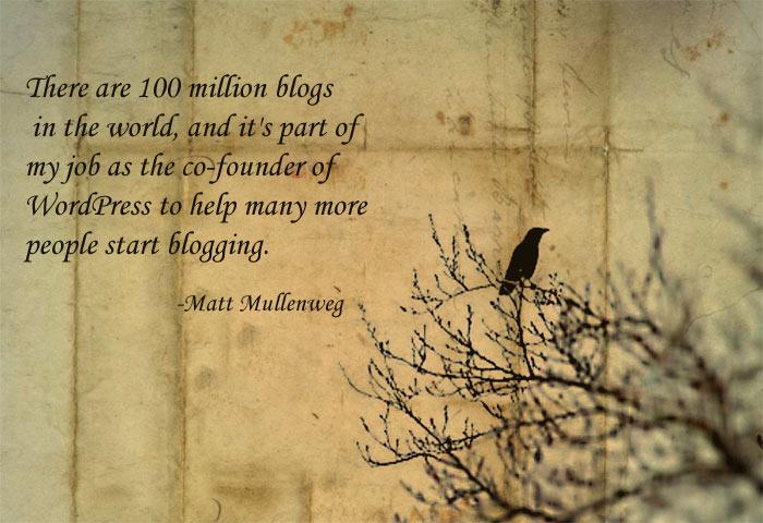 Famous Blogging Quotes