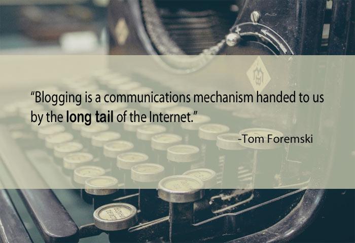 Inspirational Blogging Quotes