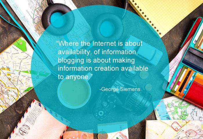 Inspiring Blogging Quotes