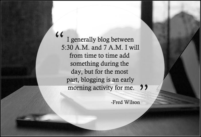 Top 10 Blogging Quotes