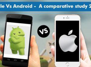 Andriod Vs IOS Comparison 2017