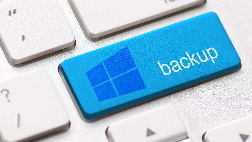 How to Backup Windows 10 to an External Hard Drive