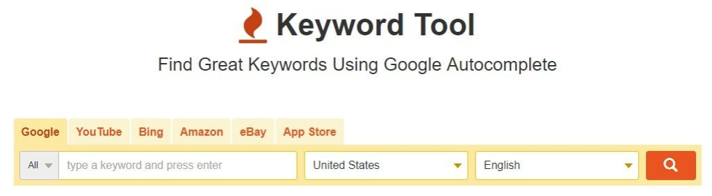 keywordtool.io for long tail keywords