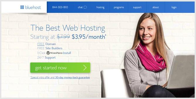 BlueHost Namecheap Best Domain registrars 2018