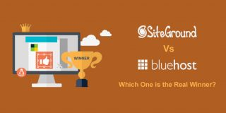 SiteGround vs Bluehost Hosting Comparison