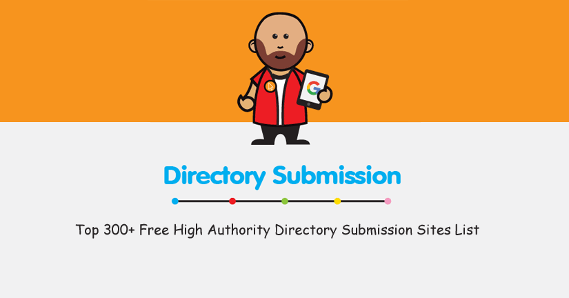 high authority directory submission site list