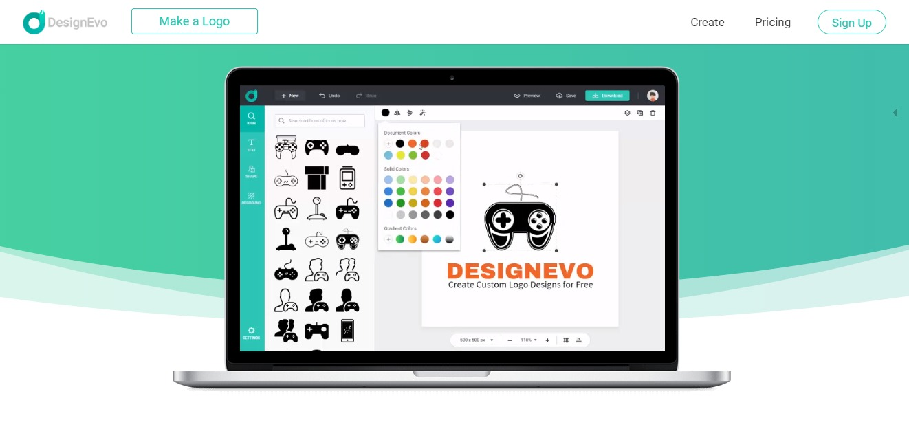 7 Best FREE Online Logo Makers to Generate Awesome Logos For