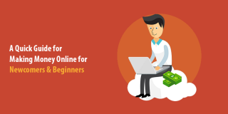 how to Making Money Online For Newcomers & Beginners