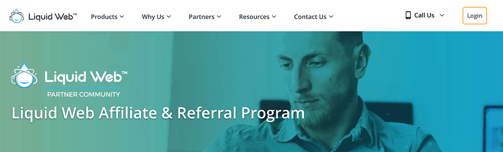 Liquid Web Affiliate Referral Program