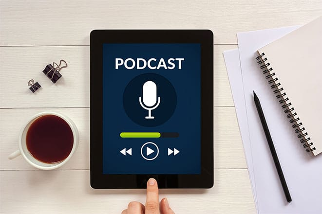 How To Setup A Podcast For Marketing - TheLifeTech